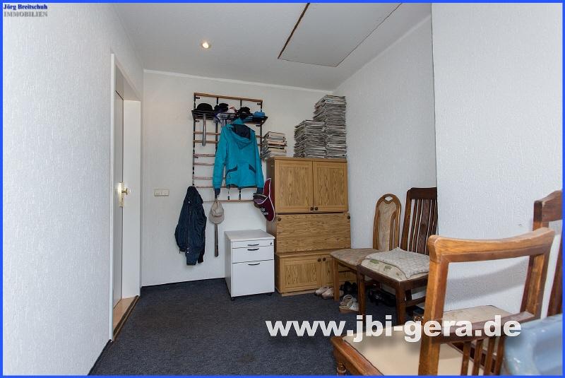 Wohnungseingang WE 04 DG