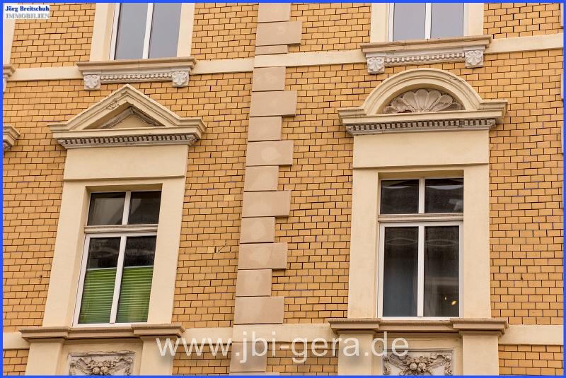 Detail Fassade