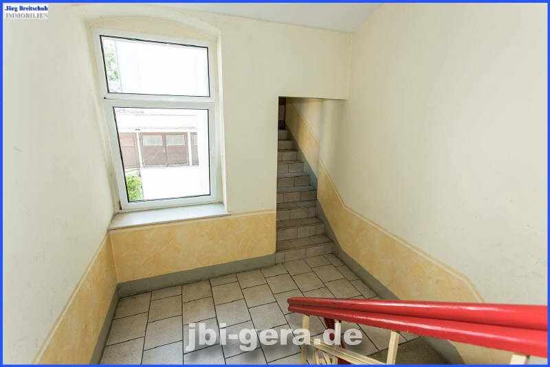 Treppenabsatz
