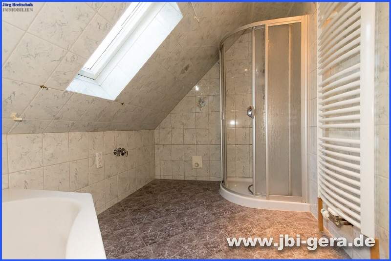 Dusche DG WE Haus 10
