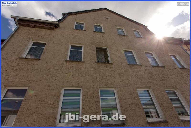 Fassade Haus 8
