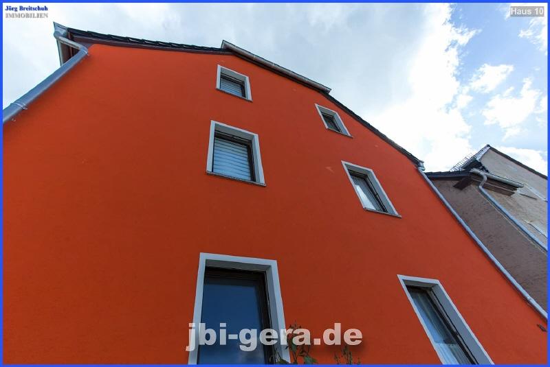Fassade Haus 10