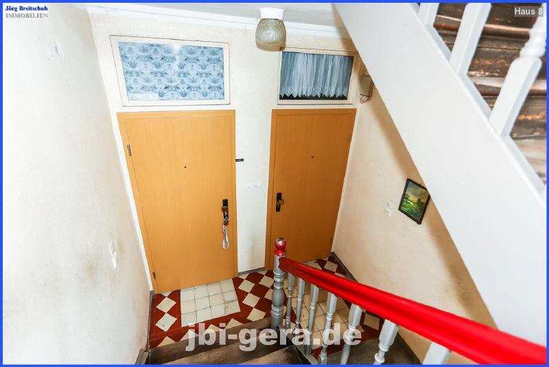 Treppenhaus Haus 8
