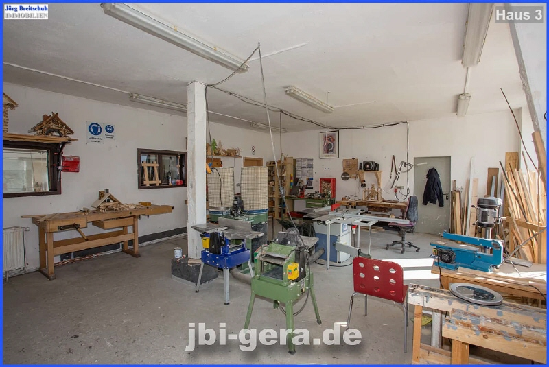 Werkstatt Holz und Metall