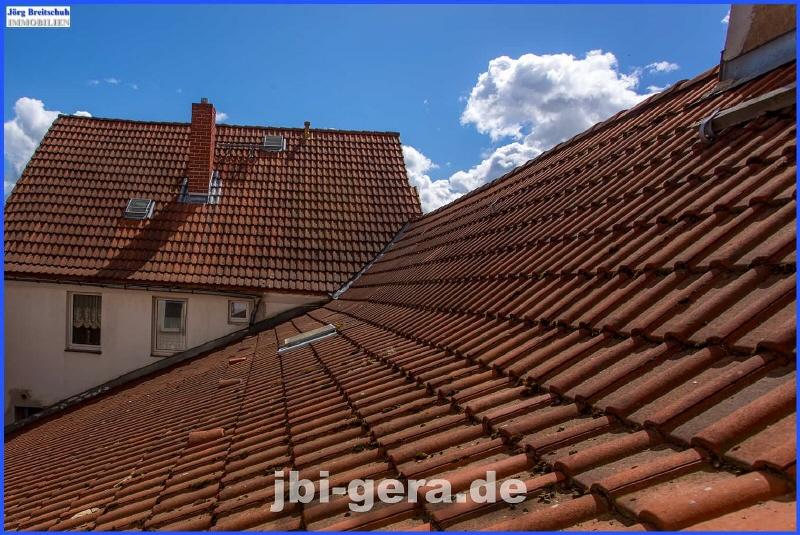 Zustand Dach Hinterhaus