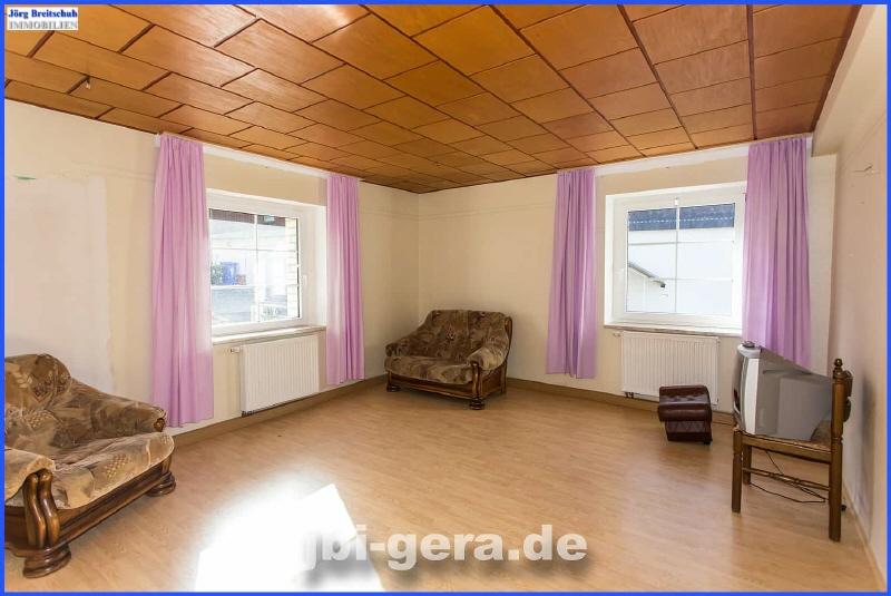 WE 01 EG Wohnzimmer