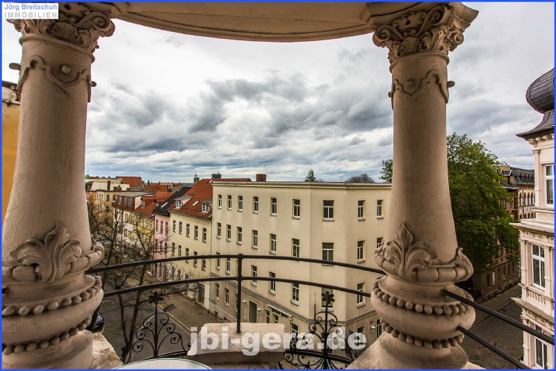 WE 08 Aussicht vom Balkon