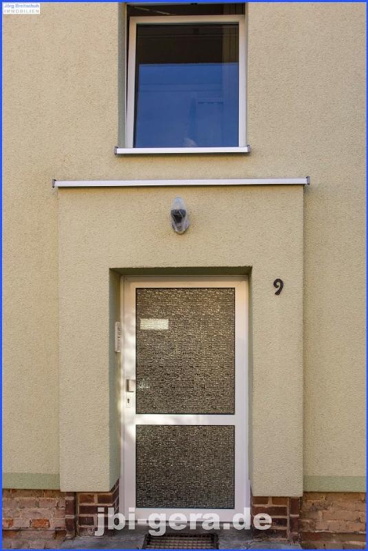 Haus 9 Eingangstür